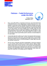 Pakistan - trade performance under the GSP+