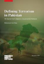 Defining terrorism in Pakistan