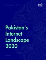 Pakistan's internet landscape 2020